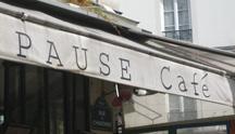Pause Cafe Paris